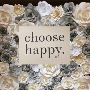 Choose 2 be happy...Make an offer on what u like!